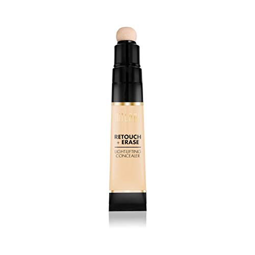 Read more about the article Milani Retouch + Erase Light-Lifting Concealer – Light (0.24 Ounce) Cruelty-Free Liquid Concealer with Cushion Applicator Tip to Cover Dark Circles, Blemishes & Skin Imperfections