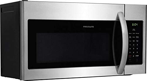 Read more about the article FRIGIDAIRE FFMV1645TS 30″ Over the Range Microwave with 1.6 cu. ft. in Stainless Steel