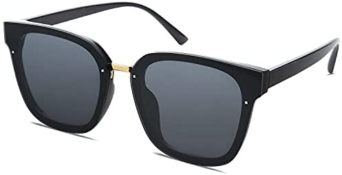 Read more about the article SOJOS Oversized Trendy Square Sunglasses Fashion Shades for Women Doris SJ2116
