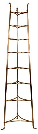 Read more about the article Enclume Handcrafted 8-Tier Gourmet Cookware Stand Brushed Copper