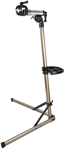 Read more about the article Bikehand E Bike Repair Stand (Max 110 lbs)-Heavy Duty- Home Portable Bicycle Mechanics Workstand – Great for EBIKE Mountain Bikes and Road Bikes Maintenance
