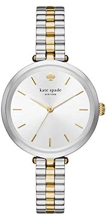 Read more about the article Kate Spade New York Women's Holland Stainless Steel Dress Quartz Watch