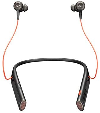Read more about the article Plantronics – Voyager 6200 UC (Poly) – Bluetooth Dual-Ear (Stereo) Earbuds Neckband Headset – USB-A Compatible to connect to your PC and Mac – Works with Teams, Zoom & more – Active Noise Canceling