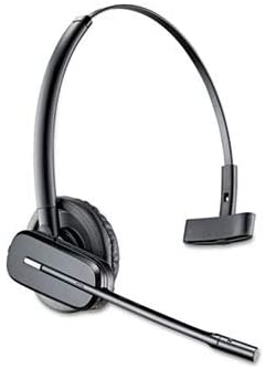 Read more about the article Plantronics CS540 Wireless Headset System Bundle Noise Canceling Microphone