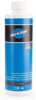 Read more about the article Park Tool CB-4 Bio Chainbrite Bicycle Chain & Component Cleaning Fluid – 16 oz. Bottle