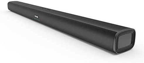 Read more about the article SoundBars for TV, SAKOBS TV Speakers Bluetooth Sound Bars for TV 37 Inch with Built-in 4 Speakers, Wired & Wireless Home Audio Soundbar, Optical/Aux/RCA Connection, Remote Control