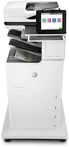Read more about the article HP Color LaserJet Enterprise Flow MFP M681z | Streamline complicated workflows | Fast scan speeds | Built-in OCR software (J8A13A)