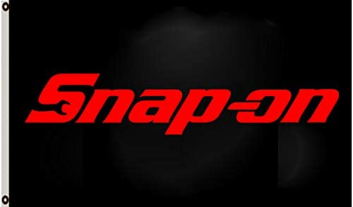 Read more about the article Astany Snap-on Tools Black Flag Banner 3X5ft