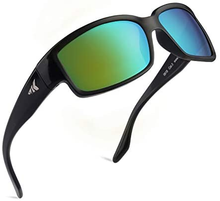 Read more about the article KastKing Skidaway Polarized Sport Sunglasses for Men and Women,Ideal for Driving Fishing Cycling and Running,UV Protection