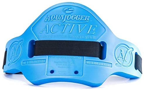 Read more about the article AquaJogger Active Belt 48 Inch, The Leader in Aquatics Exercise, Suspends Body Vertically in Water, Pool Fitness