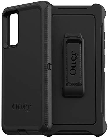 Read more about the article OtterBox Defender Series SCREENLESS Edition Case for Samsung Galaxy S20 FE 5G (FE ONLY – Not Compatible with Other Galaxy S20 Models) – Black