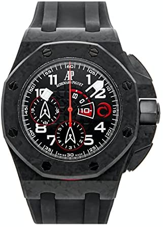 Read more about the article Audemars Piguet Royal Oak Mechanical(Automatic) Black Dial Watch 26062FS.OO.A002CA.01 (Pre-Owned)