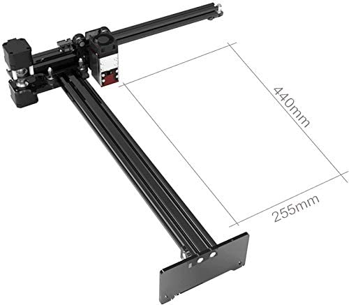 Read more about the article NEJE Master 30W Laser Engraver Machine 255 x 440 mm App Control Wireless CNC Laser Engraving Cutter Carver DIY Logo Marker Printer for Windows Mac iOS Android Wood Cutting
