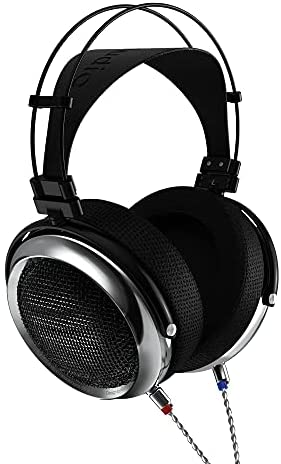 Read more about the article iBasso SR2 High-Definition Audiophile Open-Back Headphones, Over-The-Ear Headphones with Cable Adapter