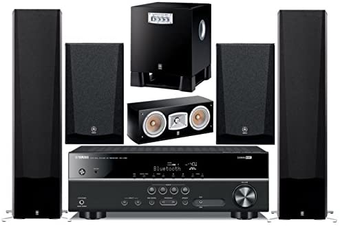 Read more about the article Yamaha 5.1-Channel Wireless Bluetooth 4K 3D A/V Surround Sound Multimedia Home Theater System