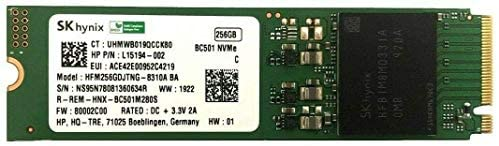 Read more about the article SEYTED by_SK hynix HFM256GDJTNG-8310A 256GB M.2 PCIe NVMe 2280 MLC 3D-Nand SSD Solid State – OEM