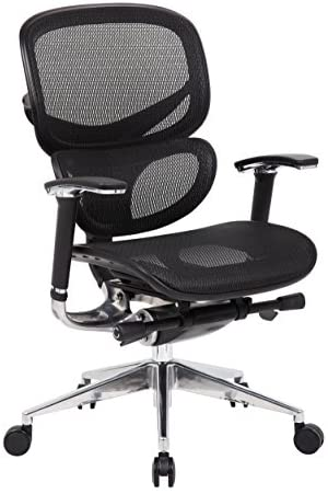 Read more about the article Boss Office Products Multi-Function Mesh Chair in Black