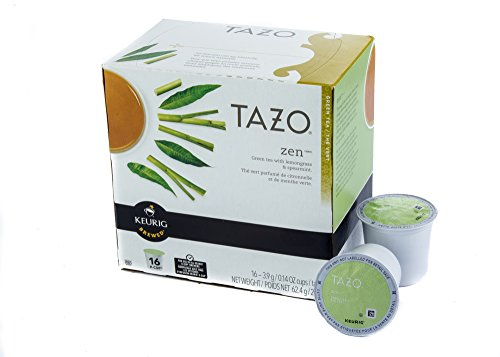 Read more about the article Tazo-Zen Green Tea-K-Cup-16ct
