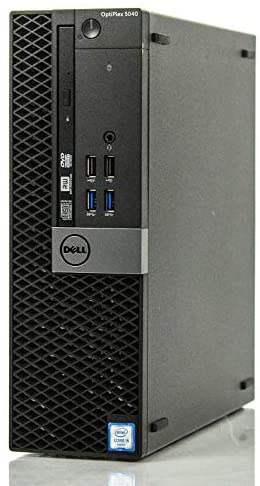 Read more about the article DELL Optiplex 5040-SFF, Core i5-6500 3.2GHz, 8GB RAM, 256GB Solid State Drive, DVD, Windows 10 Pro 64bit (Renewed)']