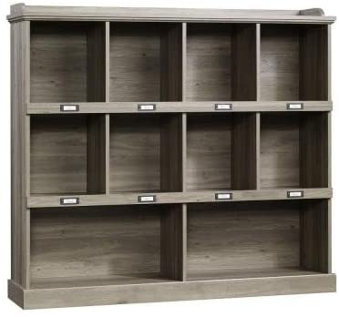 Read more about the article Barrister Lane Collection 3-Shelf Horizontal Bookcase in Salt Oak