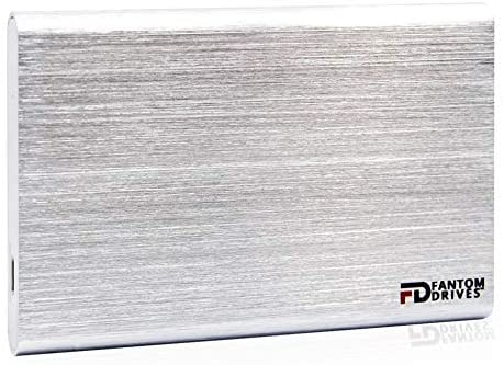 Read more about the article Fantom Drives FD G31-1TB Portable SSD – USB 3.1 Gen 2 Type-C 10Gb/s – Silver – Mac Plug and Play – Made with Aluminum – Transfer Speed up to 560MB/s – (CSD1000S-M)