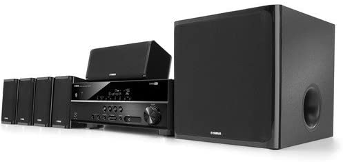 Read more about the article Yamaha 5.1 Channel 600-Watt Bluetooth 3D Home Theater System