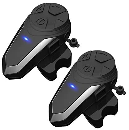 Read more about the article THOKWOK Motorcycle Bluetooth Headset, BT-S3 1000m 3 Riders Group Motorbike Helmet Bluetooth Communication System Headphones for Ski Universal Wireless Interphone Intercom(New Version,Pack 2)