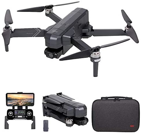 Read more about the article GoolRC SJRC F11 4K PRO GPS Drone, 5G WiFi FPV Drone with 4K HD Camera, 2-Axis Gimbal and Brushless Motor, Foldable RC Quadcopter with Auto Return, Altitude Hold, Follow Me, Storage Bag and 1 Battery