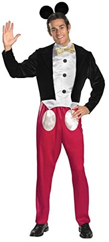 Read more about the article Mickey Mouse Adult Costume X-Large