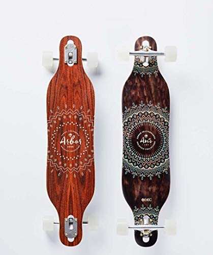 Read more about the article Arbor Axis 37 Complete Skateboard