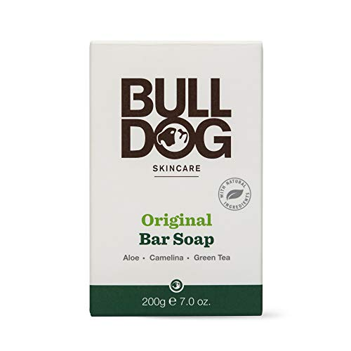 Read more about the article Bulldog Mens Skincare and Grooming Original Moisturizing Bar Soap, 7 ounce