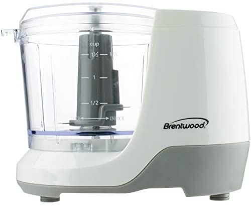 Read more about the article Brentwood Appliances Mc-109w 1.5-Cup Mini Food Chopper (White)