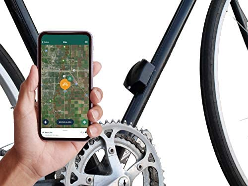 Read more about the article Galeo – GPS Bike Tracker, 4G LTE, Motion Sensor, Audible Alarm w/Remote Activation, SIM Included, Serial Number Shield, and Dedicated Mobile Application