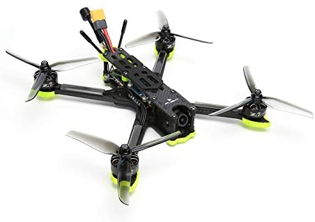 Read more about the article iFlight Nazgul5 V2 5inch 4S FPV Racing Drone Freestyle Quadcopter BNF Built with Crossfire Nano Rx for TBS
