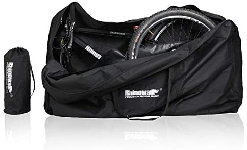 Read more about the article Aophire Folding Bike Bag 26 inch to 29 inch Thick Bicycle Travel Case,Bike Cases for Air Travel,Transport,Shipping