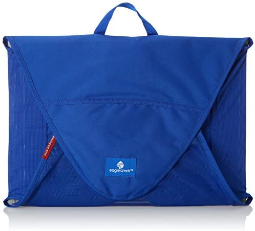 Read more about the article Eagle Creek Pack-It Garment Folder Packing Organizer, Blue Sea (M)