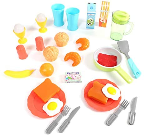 Read more about the article Just Like Home Play Fun Breakfast Set