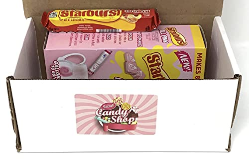 Read more about the article Starburst Drink Mix Strawberry All Pink Gallon + Free Starburst Candy