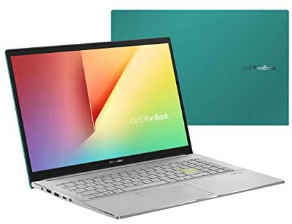 """Read more about the article ASUS VivoBook S15 S533 Thin and Light Laptop, 15.6"""" FHD Display, Intel Core i5-1135G7 Processor, 8GB DDR4 RAM, 512GB PCIe SSD, Wi-Fi 6, Windows 10 Home, Gaia Green, S533EA-DH51-GN"""