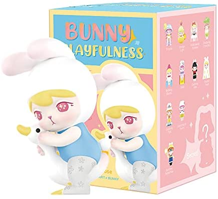 Read more about the article Bunny Series Collection Zodiac Art Toy Popular Collectible Cute Kawaii Toys Figures Blind Box Gift for Christmas Birthday Party Holiday (3PC, Planyful)