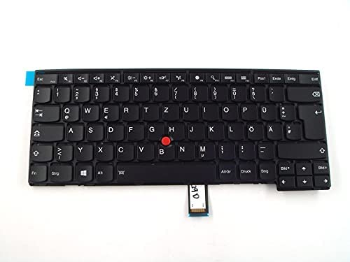 Read more about the article Genuine Parts for Lenovo ThinkPad T431S T440S T450S T440P 14.0 inch DE GER German Backlit Keyboard 00HW849