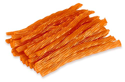 Read more about the article Happy Bites Peach Licorice Twists – Certified Kosher – Gourmet – Low Fat – Made with Real Fruit Juice – 1 Pound Bag (16 oz)