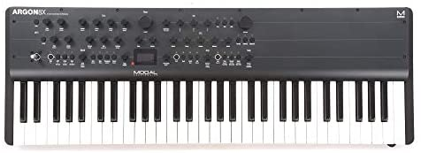 Read more about the article Modal Electronics Argon8X 61 Key 8 Voice Polyphonic Wavetable Synthesizer