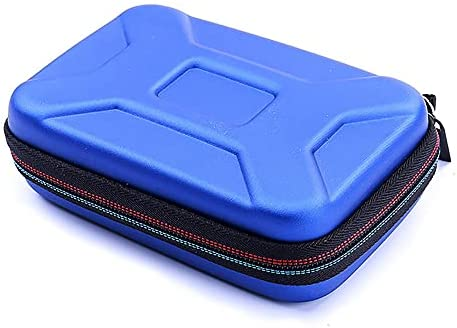 Read more about the article Oriolus Hard Case Comaptible with Portable External Hard Drive WD 4TB 3TB 2TB 1TB My Passport (Blue)