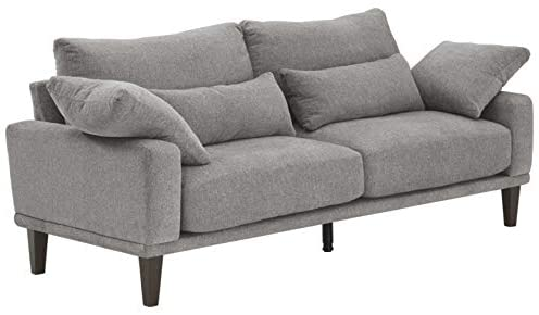 Read more about the article Signature Design by Ashley – Baneway Mid-Centry Sofa, Gray