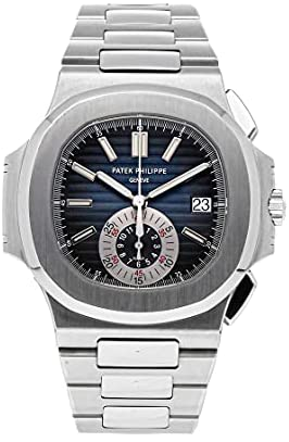 Read more about the article Patek Philippe Nautilus Mechanical(Automatic) Blue Dial Watch 5980/1A-001 (Pre-Owned)