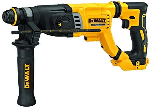 Read more about the article DEWALT 20V MAX Rotary Hammer, SDS Plus, 1-1/8-Inch, Tool Only (DCH263B)