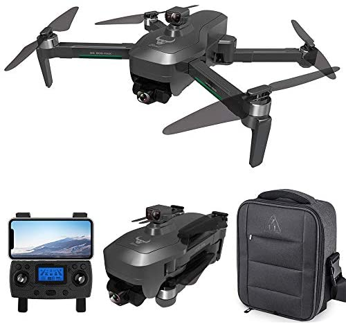 Read more about the article GoolRC SG906 MAX GPS Drone, 5G WiFi FPV Drone with 4K UHD Camera, 3-Axis Gimbal, RC Quadcopter with Brushless Motor, Optical Flow Positioning, Obstacle Avoidance Function, Follow Me and Storage Bag