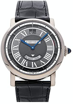 Read more about the article Cartier Rotonde De Cartier Mechanical(Automatic) Grey Dial Watch WHRO0003 (Pre-Owned)