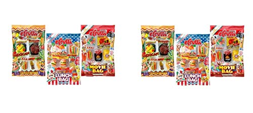 Read more about the article eFrutti Original Mini Gummi Lunch Bag, Movie Bag & Mexican Dinner Bag Bundle – 2.7oz Each (3 Pack, 1 of Each) (2-Pack)